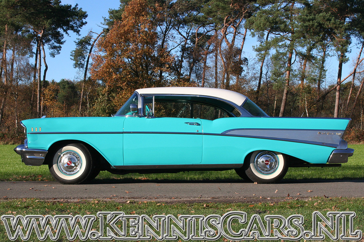Chevrolet 1957 Bel Air Sport Coupe For Sale (picture 4 of 12)