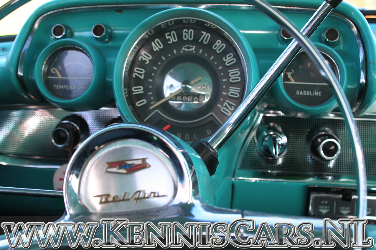 Chevrolet 1957 Bel Air Sport Coupe For Sale (picture 5 of 12)