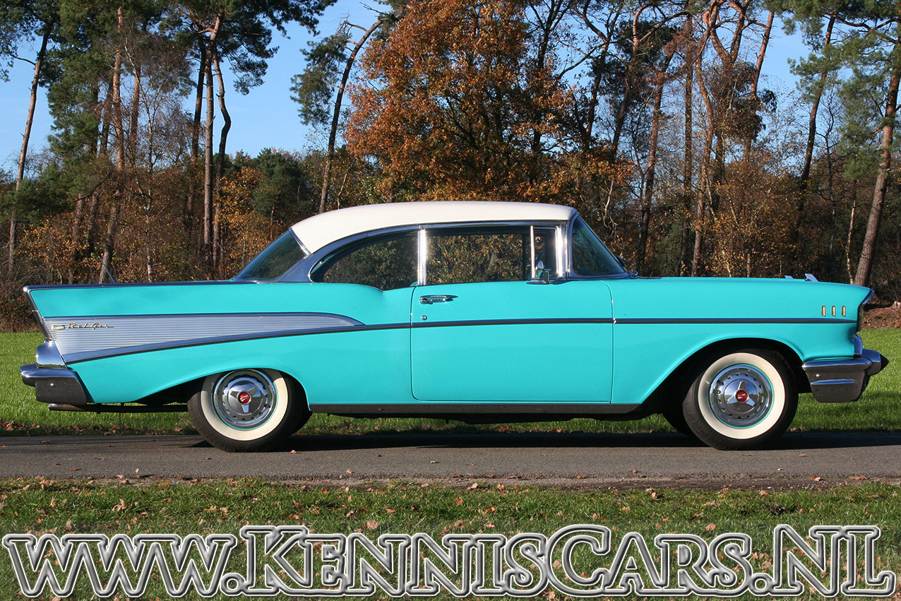 Chevrolet 1957 Bel Air Sport Coupe For Sale (picture 6 of 12)