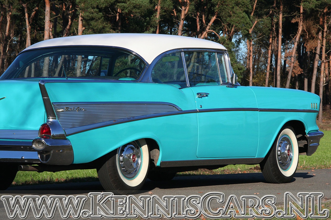 Chevrolet 1957 Bel Air Sport Coupe For Sale (picture 8 of 12)