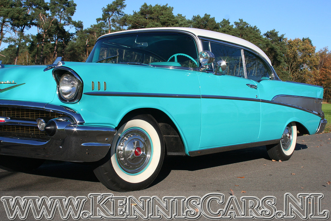 Chevrolet 1957 Bel Air Sport Coupe For Sale (picture 10 of 12)