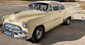 Picture of 1951 Chevrolet Fleetline Deluxe 2DR Fastback For Sale
