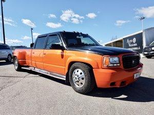 "Picture of 1995 Chevy ""Cowboy Cadillac"" K3500 Silverado Crew Cap Pickup For Sale"