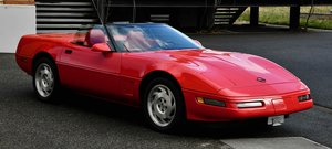 Picture of 1996 Chevrolet Corvette C4 Convertible For Sale