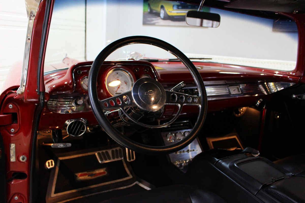 1957 Chevrolet Bel-Air Restomod Coupe LT1 5.7 V8 Auto For Sale (picture 16 of 25)