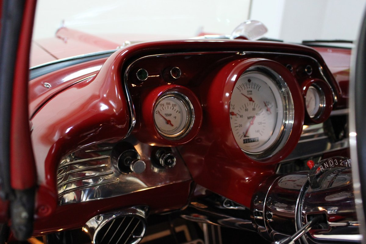 1957 Chevrolet Bel-Air Restomod Coupe LT1 5.7 V8 Auto For Sale (picture 17 of 25)