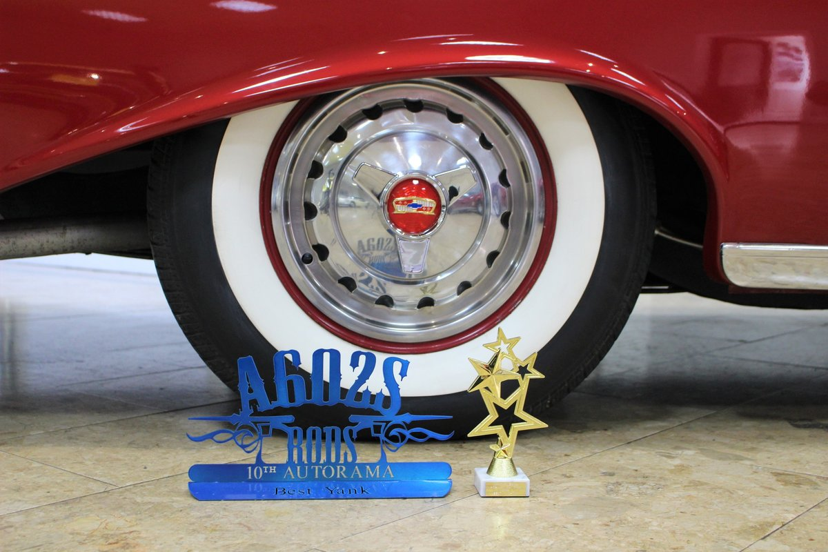 1957 Chevrolet Bel-Air Restomod Coupe LT1 5.7 V8 Auto For Sale (picture 24 of 25)