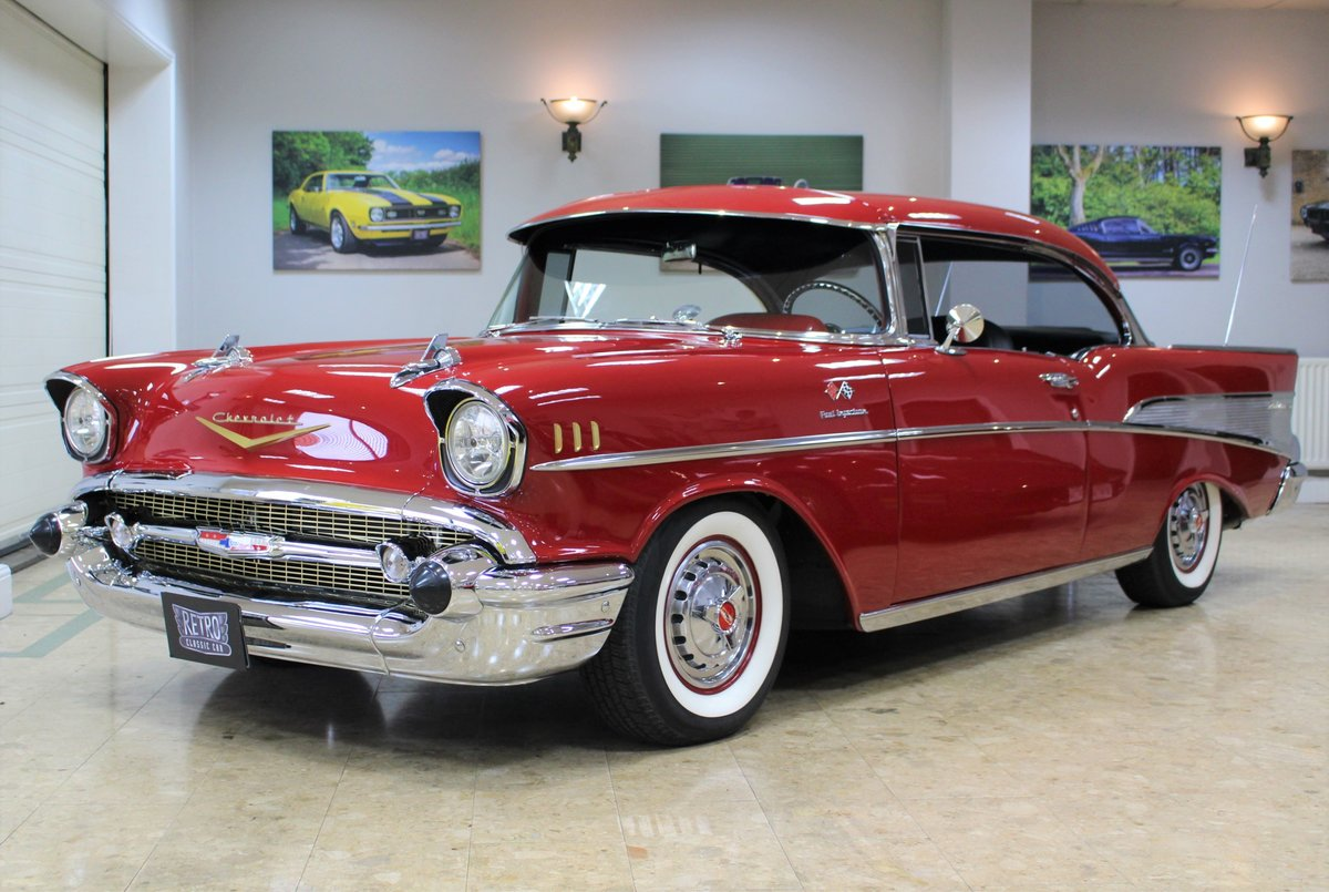 Picture of 1957 Chevrolet Bel-Air Restomod Coupe LT1 5.7 V8 Auto For Sale