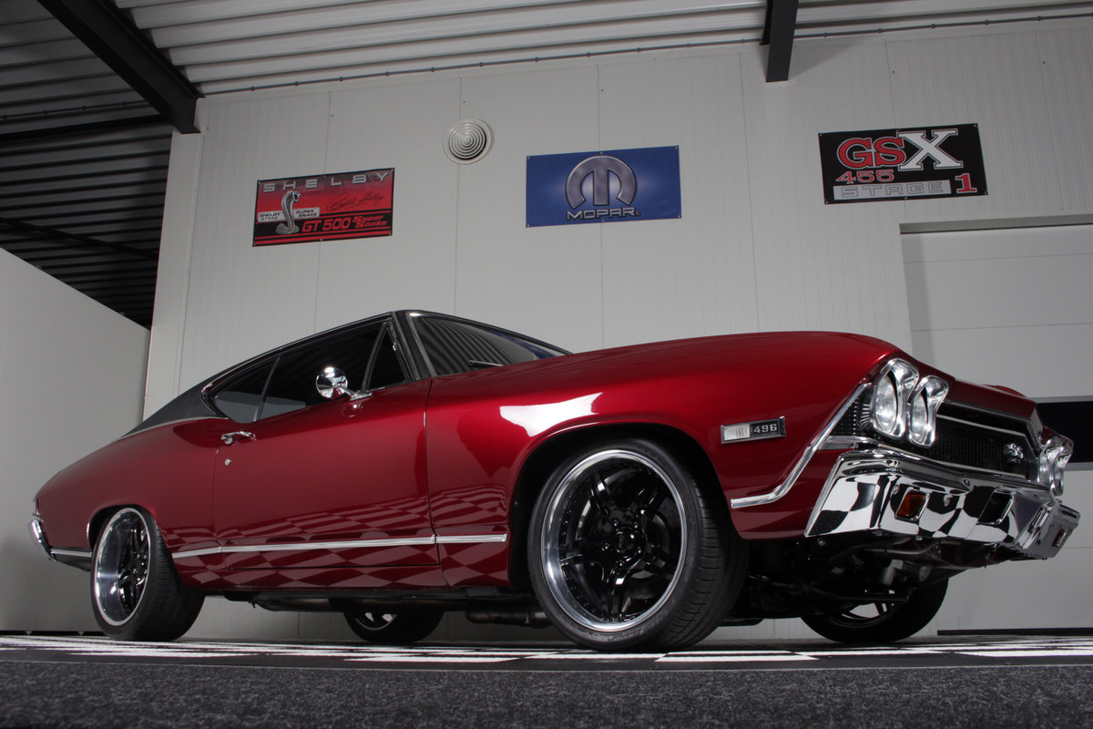 1968 Chevelle SS 496cui Big block Pro touring special ! For Sale (picture 1 of 12)