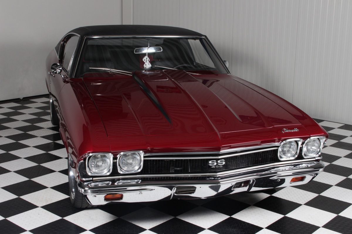 1968 Chevelle SS 496cui Big block Pro touring special ! For Sale (picture 3 of 12)