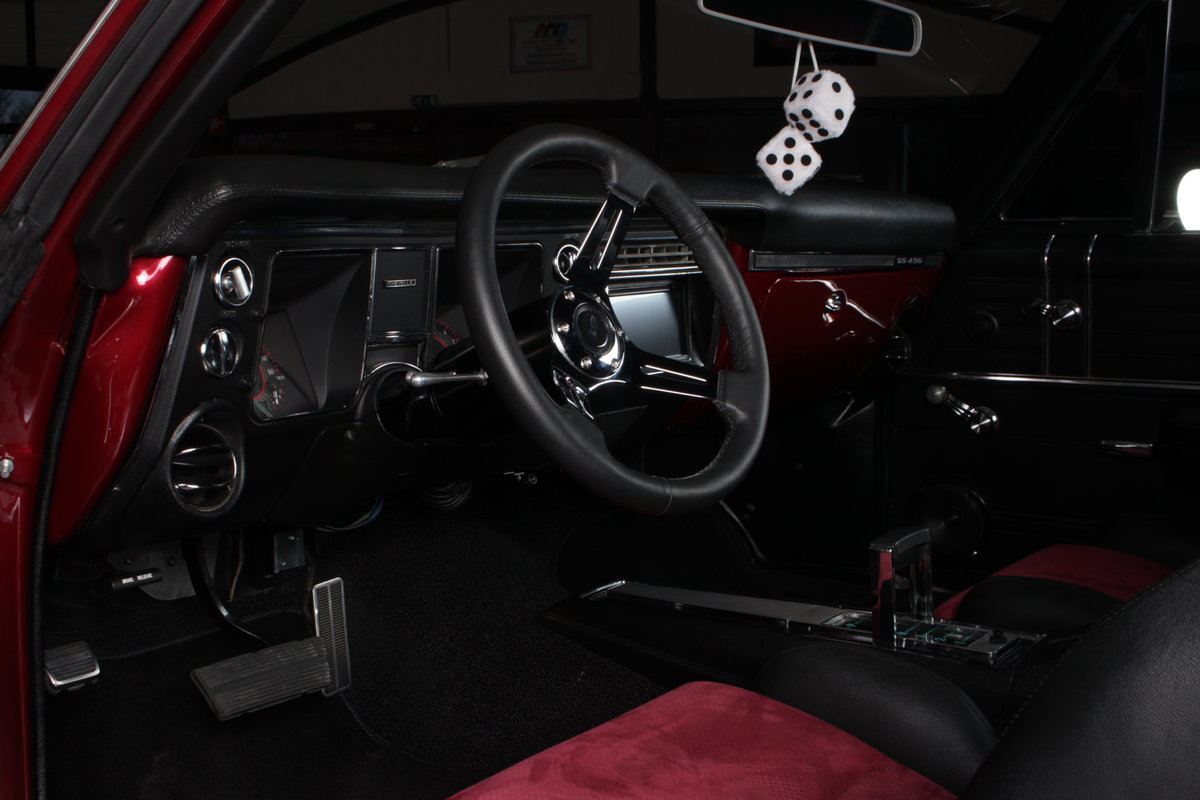 1968 Chevelle SS 496cui Big block Pro touring special ! For Sale (picture 6 of 12)