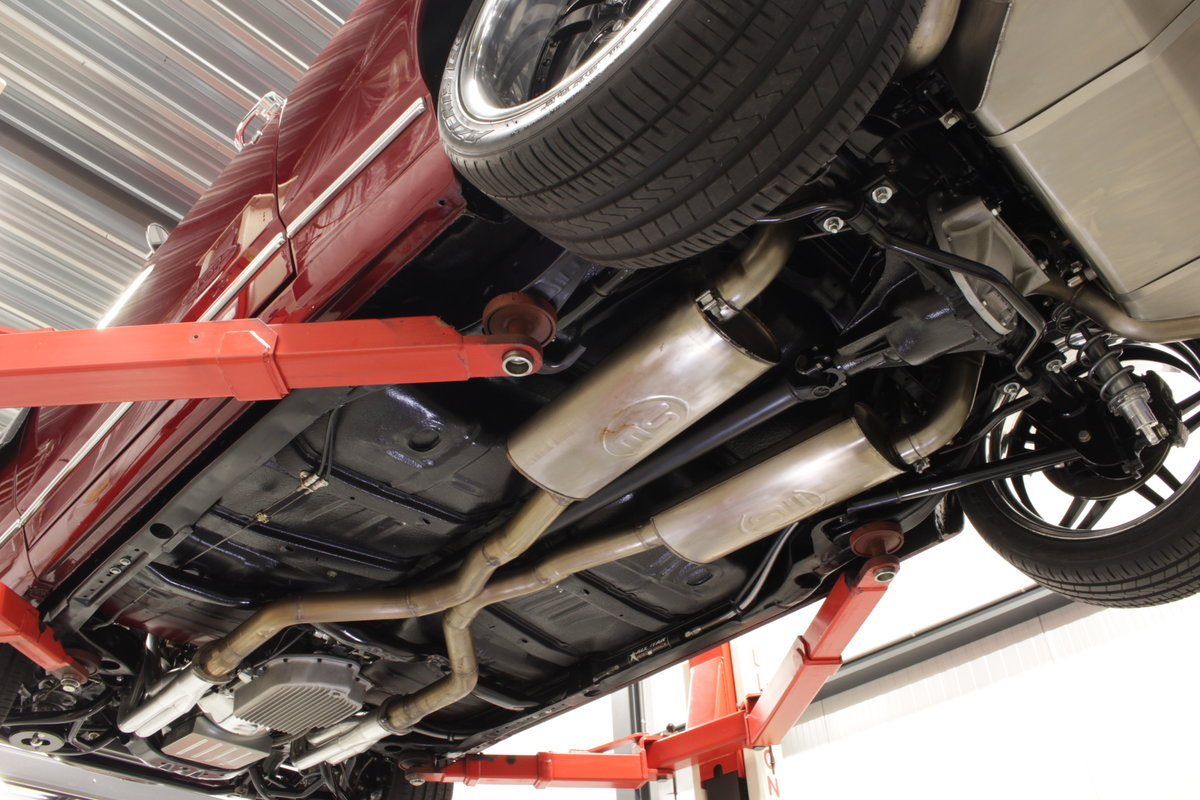1968 Chevelle SS 496cui Big block Pro touring special ! For Sale (picture 12 of 12)