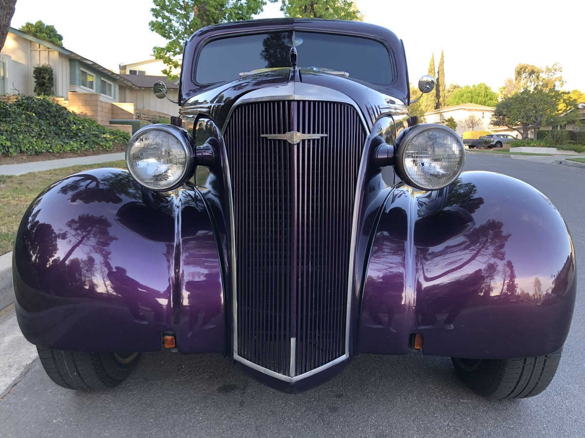 ***1937 Chevy Coupe ( All Steel ) For Sale (picture 2 of 9)