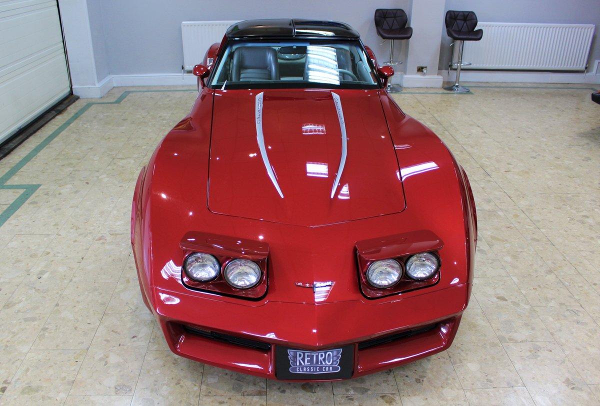 1981 Corvette C3 Restomod ZZ4 350 V8 Auto | Body off-rebuild For Sale (picture 2 of 25)