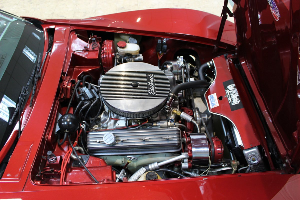 1981 Corvette C3 Restomod ZZ4 350 V8 Auto | Body off-rebuild For Sale (picture 8 of 25)