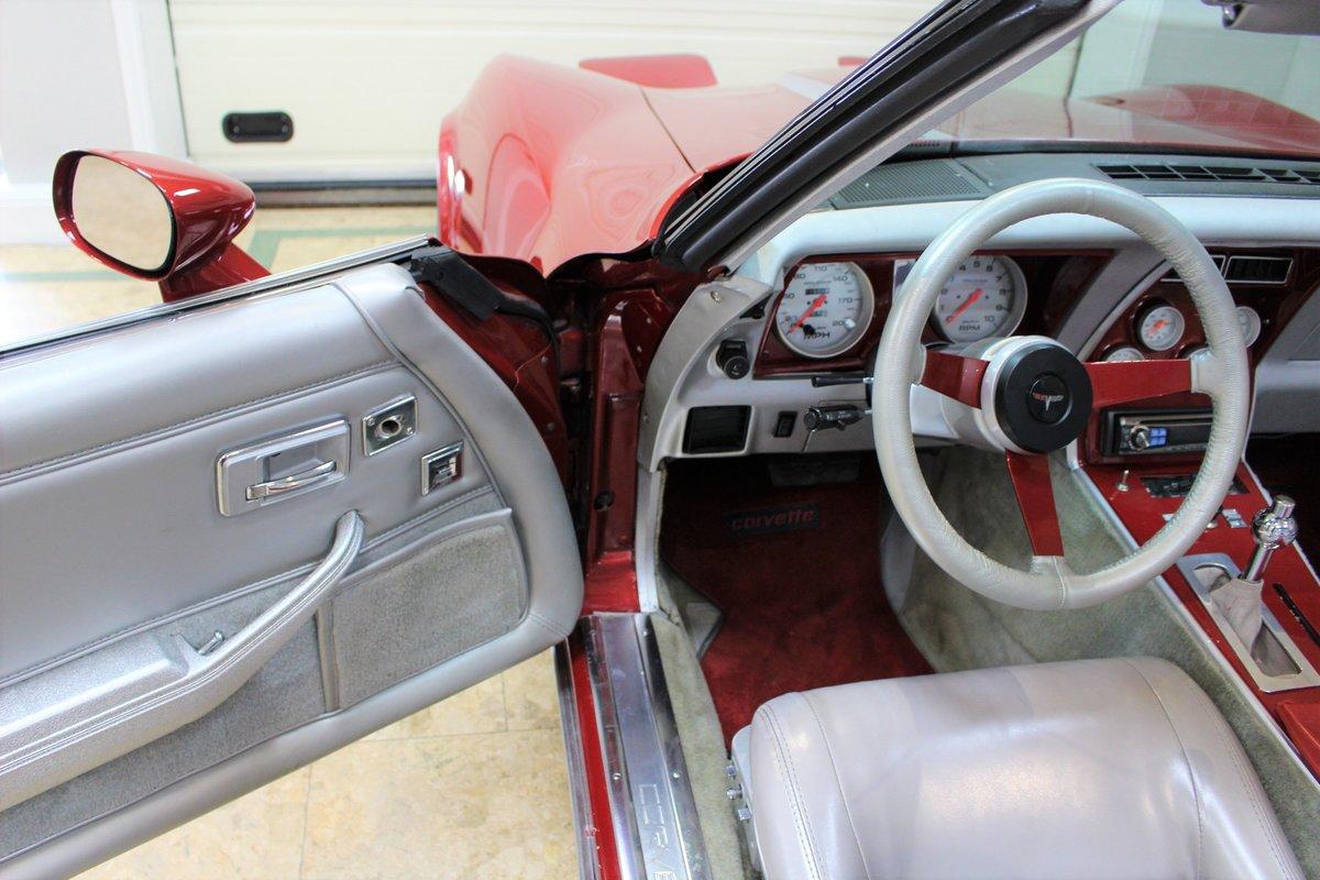 1981 Corvette C3 Restomod ZZ4 350 V8 Auto | Body off-rebuild For Sale (picture 13 of 25)