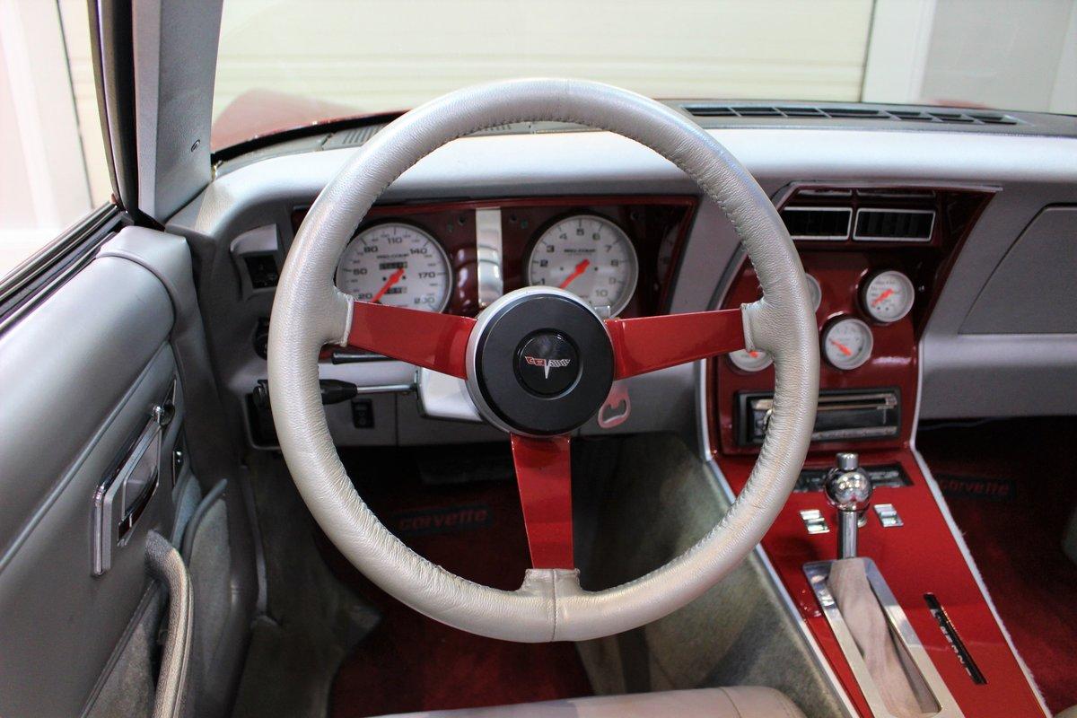 1981 Corvette C3 Restomod ZZ4 350 V8 Auto | Body off-rebuild For Sale (picture 14 of 25)