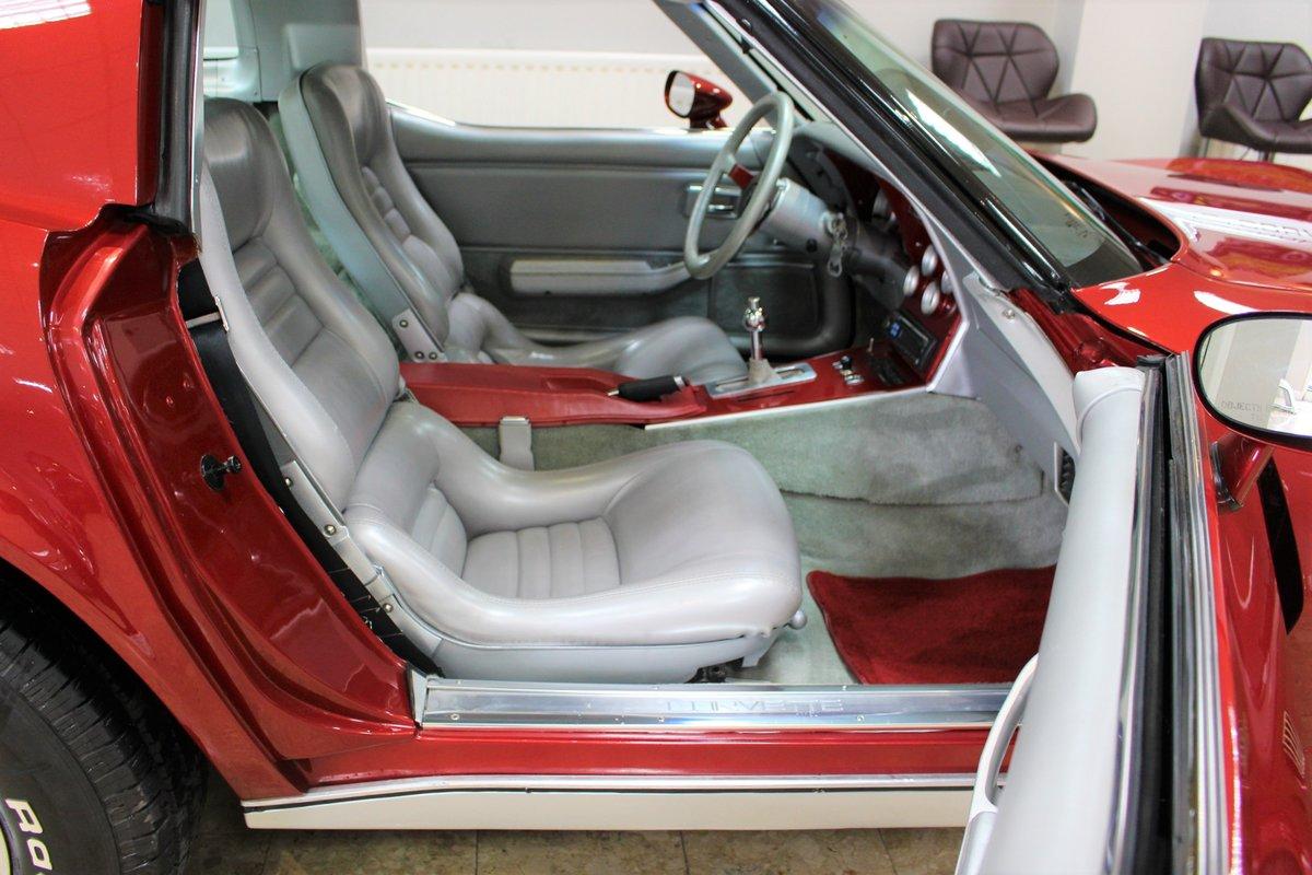 1981 Corvette C3 Restomod ZZ4 350 V8 Auto | Body off-rebuild For Sale (picture 18 of 25)