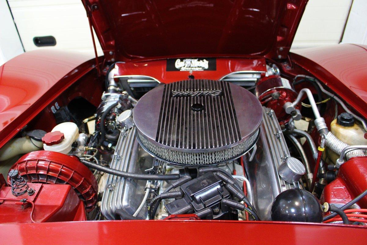 1981 Corvette C3 Restomod ZZ4 350 V8 Auto | Body off-rebuild For Sale (picture 25 of 25)
