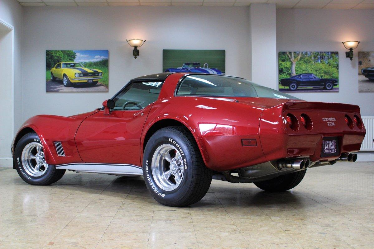 1981 Corvette C3 Restomod ZZ4 350 V8 Auto   Body off-rebuild For Sale (picture 3 of 25)