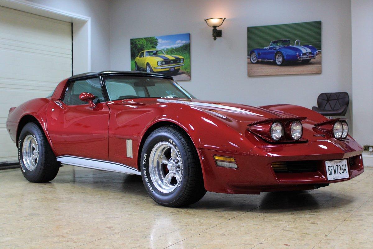 1981 Corvette C3 Restomod ZZ4 350 V8 Auto   Body off-rebuild For Sale (picture 5 of 25)