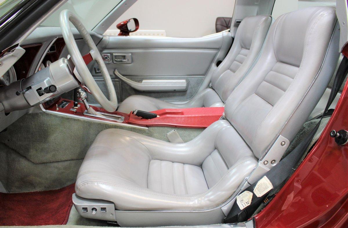 1981 Corvette C3 Restomod ZZ4 350 V8 Auto   Body off-rebuild For Sale (picture 12 of 25)