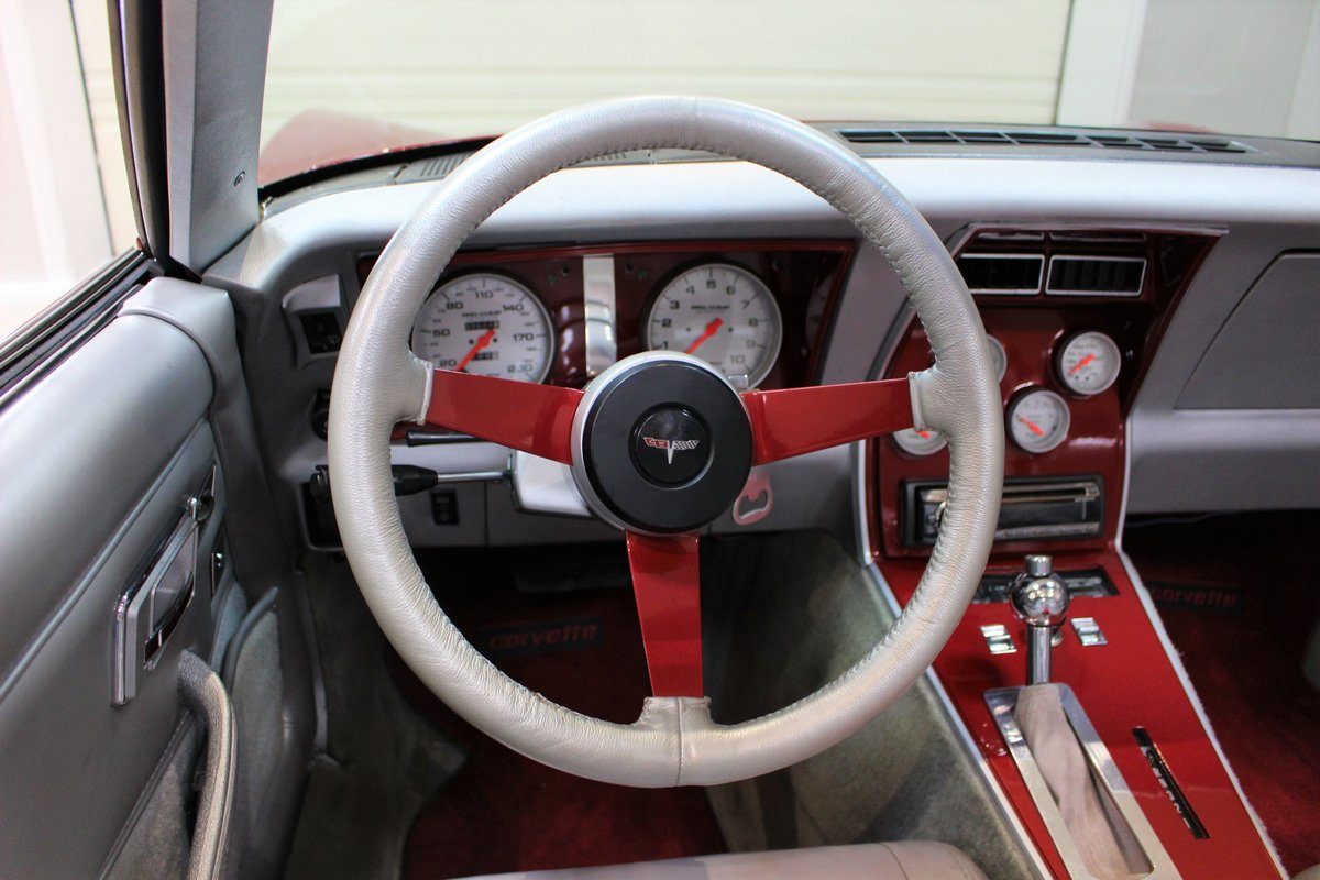 1981 Corvette C3 Restomod ZZ4 350 V8 Auto   Body off-rebuild For Sale (picture 14 of 25)