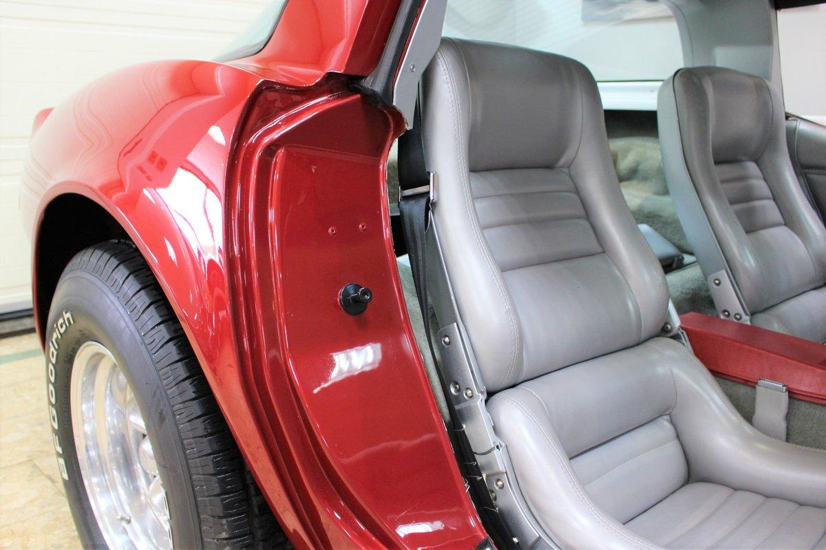 1981 Corvette C3 Restomod ZZ4 350 V8 Auto   Body off-rebuild For Sale (picture 20 of 25)