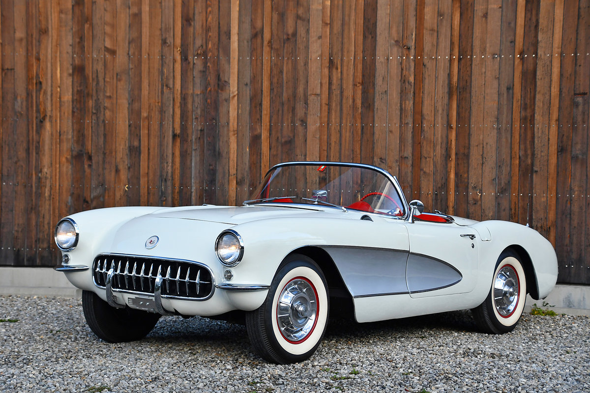 1957 Chevrolet Corvette C1 For Sale (picture 1 of 11)