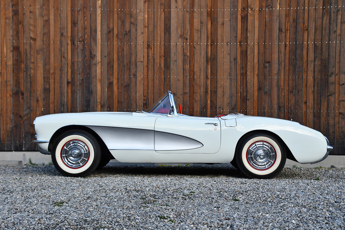1957 Chevrolet Corvette C1 For Sale (picture 6 of 11)