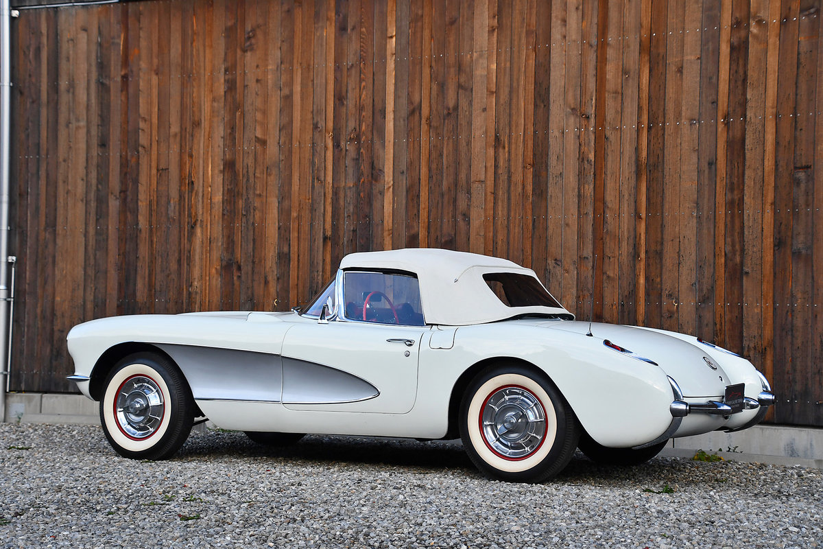 1957 Chevrolet Corvette C1 For Sale (picture 7 of 11)