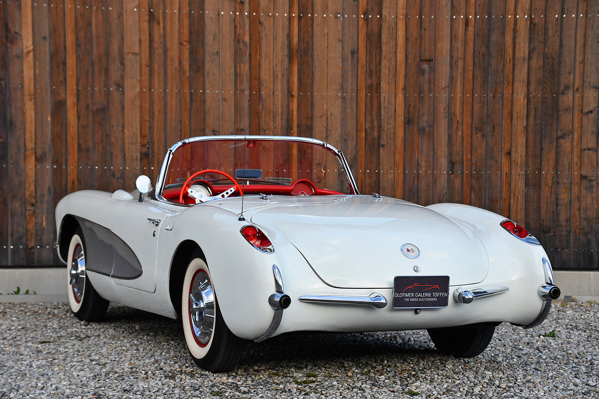 1957 Chevrolet Corvette C1 For Sale (picture 10 of 11)