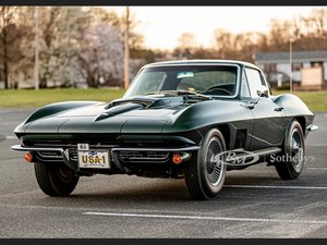 Picture of 1967 Chevrolet Corvette Sting Ray 427435 Coupe  For Sale by Auction