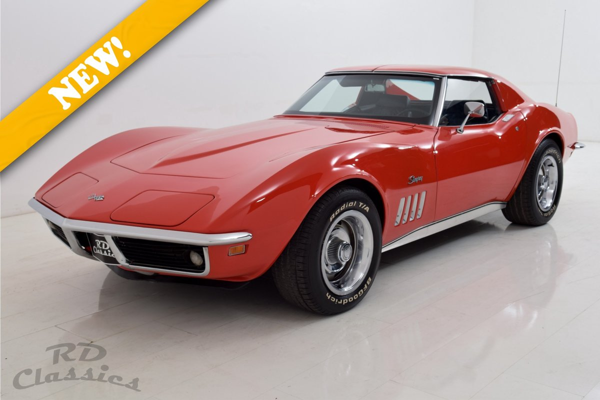 1969 Chevrolet Corvette C3 Matching Numbers For Sale (picture 1 of 12)