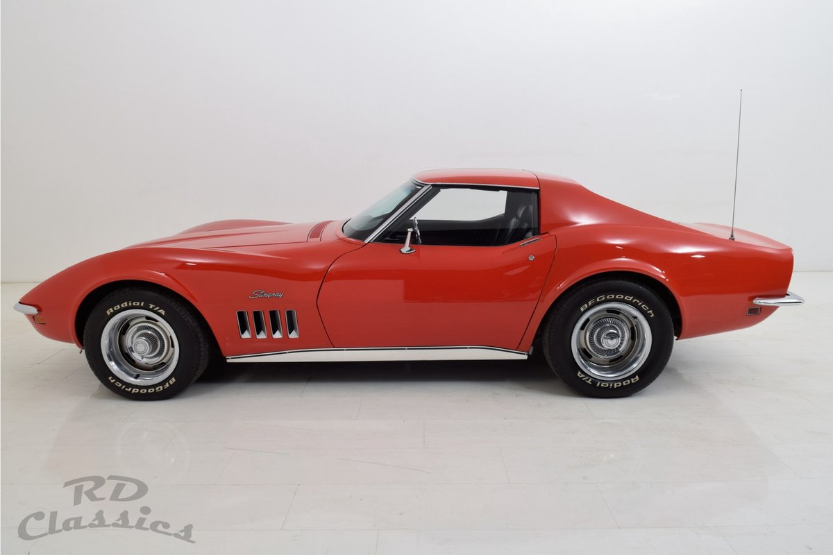 1969 Chevrolet Corvette C3 Matching Numbers For Sale (picture 2 of 12)
