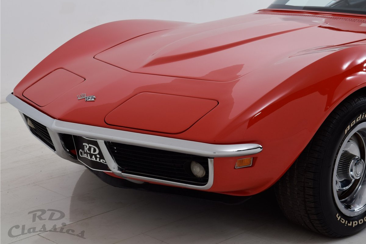 1969 Chevrolet Corvette C3 Matching Numbers For Sale (picture 5 of 12)
