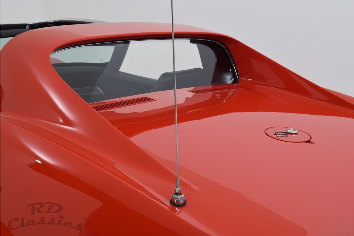 1969 Chevrolet Corvette C3 Matching Numbers For Sale (picture 7 of 12)