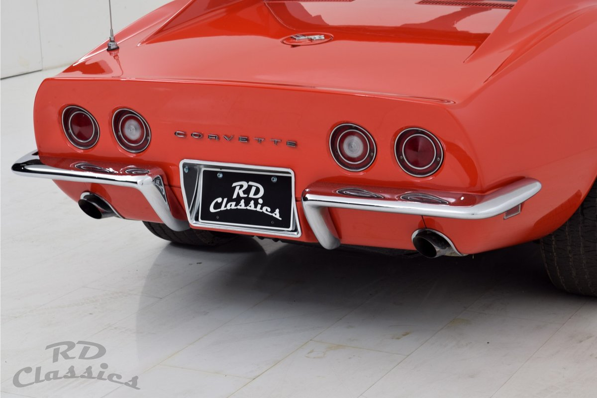 1969 Chevrolet Corvette C3 Matching Numbers For Sale (picture 9 of 12)