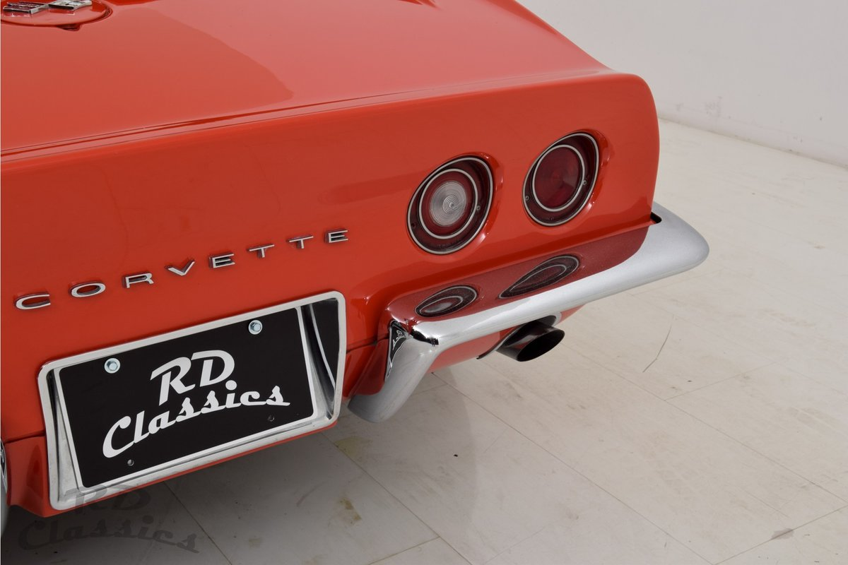 1969 Chevrolet Corvette C3 Matching Numbers For Sale (picture 10 of 12)