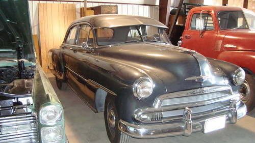 1951 Chevrolet Styleline 4DR Sedan For Sale (picture 1 of 6)