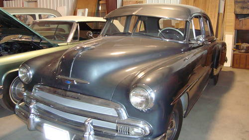1951 Chevrolet Styleline 4DR Sedan For Sale (picture 2 of 6)