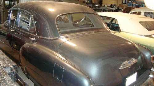 1951 Chevrolet Styleline 4DR Sedan For Sale (picture 3 of 6)