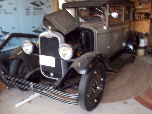 1928 Chevrolet AB National 4DR Sedan For Sale (picture 1 of 6)