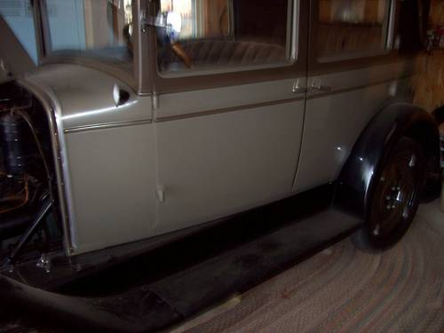 1928 Chevrolet AB National 4DR Sedan For Sale (picture 2 of 6)