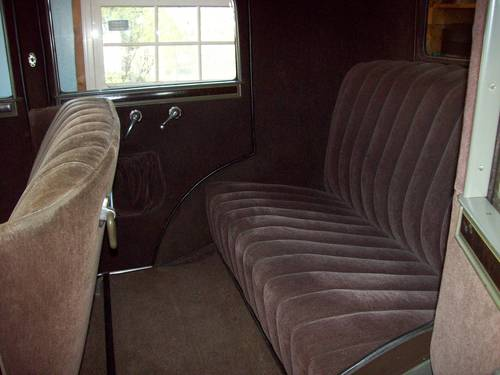 1928 Chevrolet AB National 4DR Sedan For Sale (picture 4 of 6)