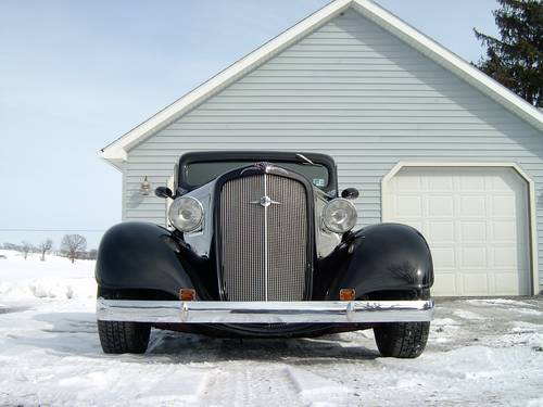 1935 Chevrolet  3-Window  Coupe For Sale (picture 3 of 6)