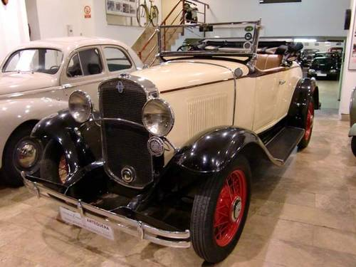 CHEVROLET INDEPENDENCE ROADSTER - 1931 For Sale (picture 1 of 6)