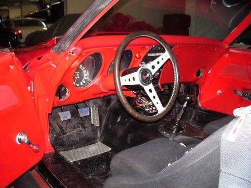 1968 CHEVROLET CORVETTE L89 RACING CONVERTIBLE For Sale (picture 3 of 6)