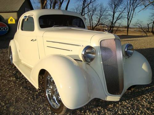 1935 Chevrolet Master Deluxe 5-W Coupe For Sale (picture 1 of 6)