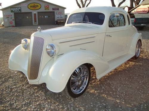 1935 Chevrolet Master Deluxe 5-W Coupe For Sale (picture 2 of 6)